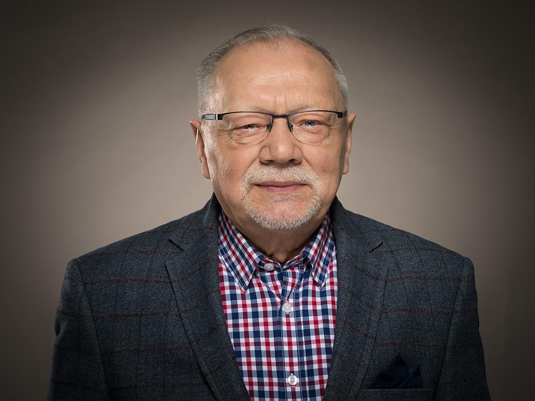 Vice Prezes Ryszard Gacek