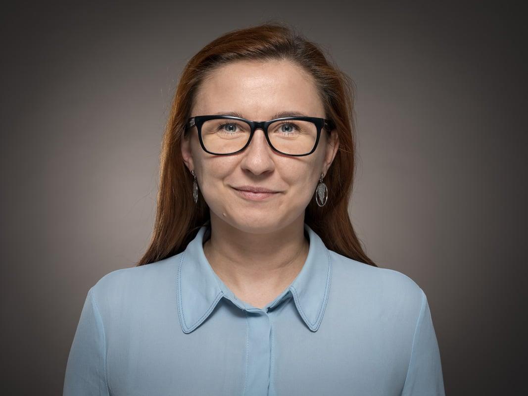 Marta Szwast Kierownik Działu Produkcji i Logistyki