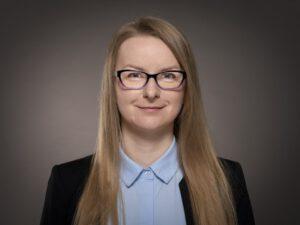 Monika Laufer-Ryszka - Specjalista ds. Komunikacji i Marketingu